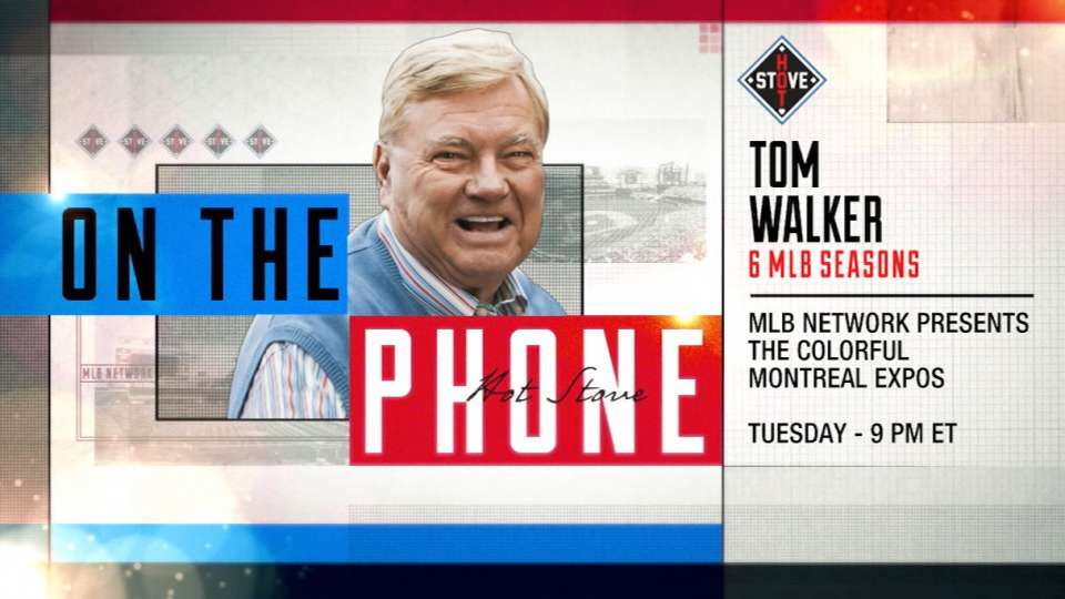 Hot Stove: Tom Walker