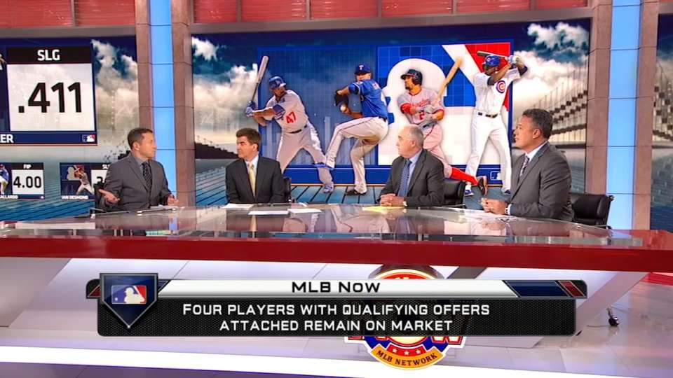 MLB Now: Remaining free agents