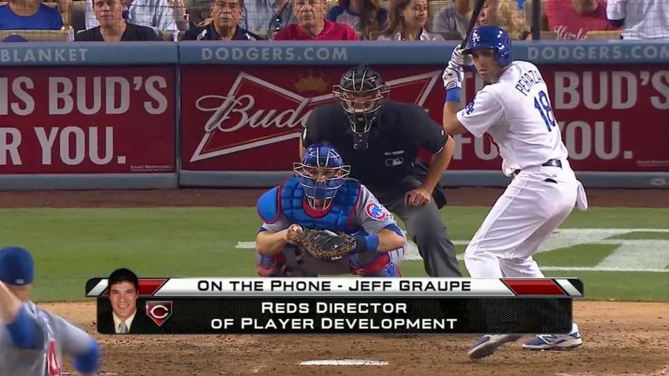 Jeff Graupe on Reds' development