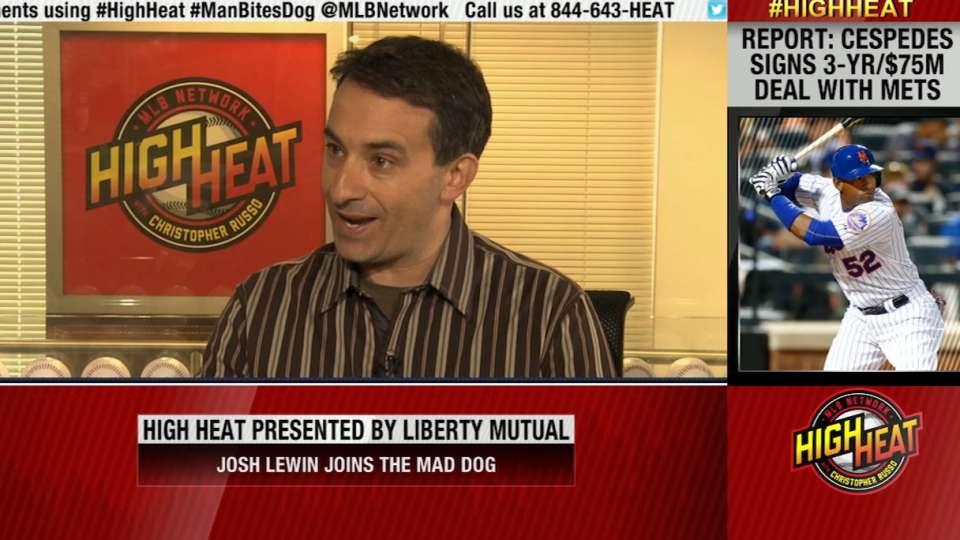 Josh Lewin on High Heat
