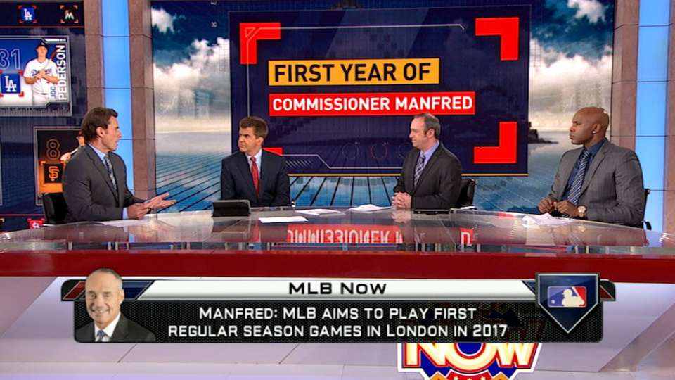 MLB Now on playing in London