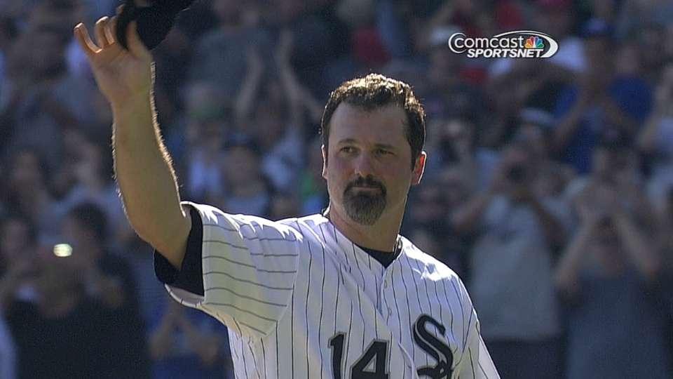 White Sox: Konerko, No. 14