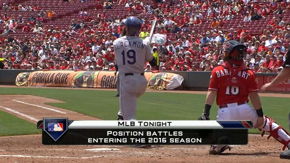 MLB Tonight: Position battles