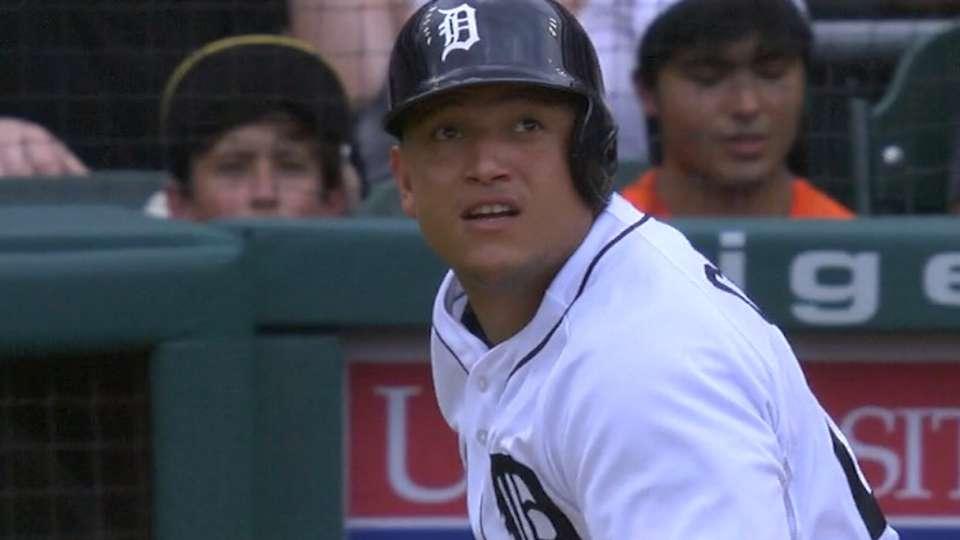 Outlook: Cabrera, 1B, DET