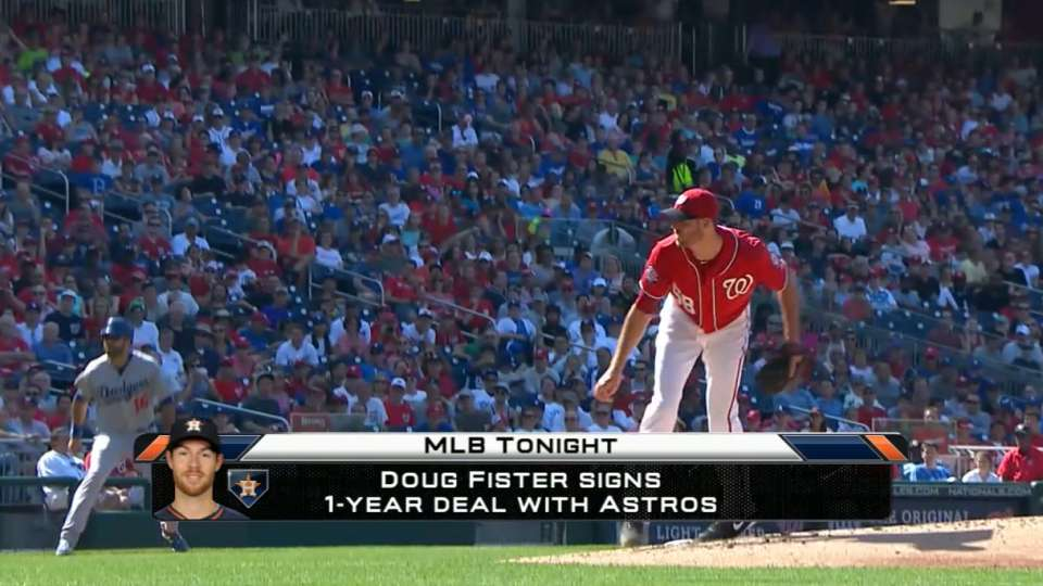 MLB Tonight: Astros and Fister