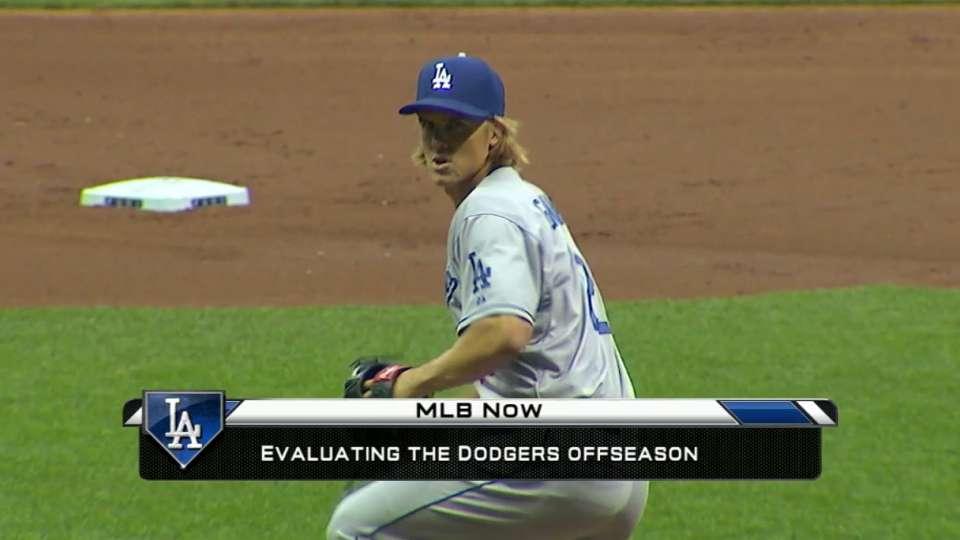 MLB Now: Dodgers offseason