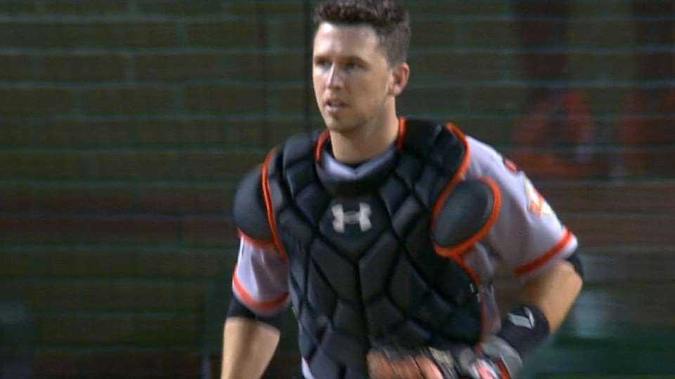 Outlook: Posey, C, SF