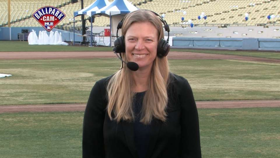 Justine Siegal on Hot Stove
