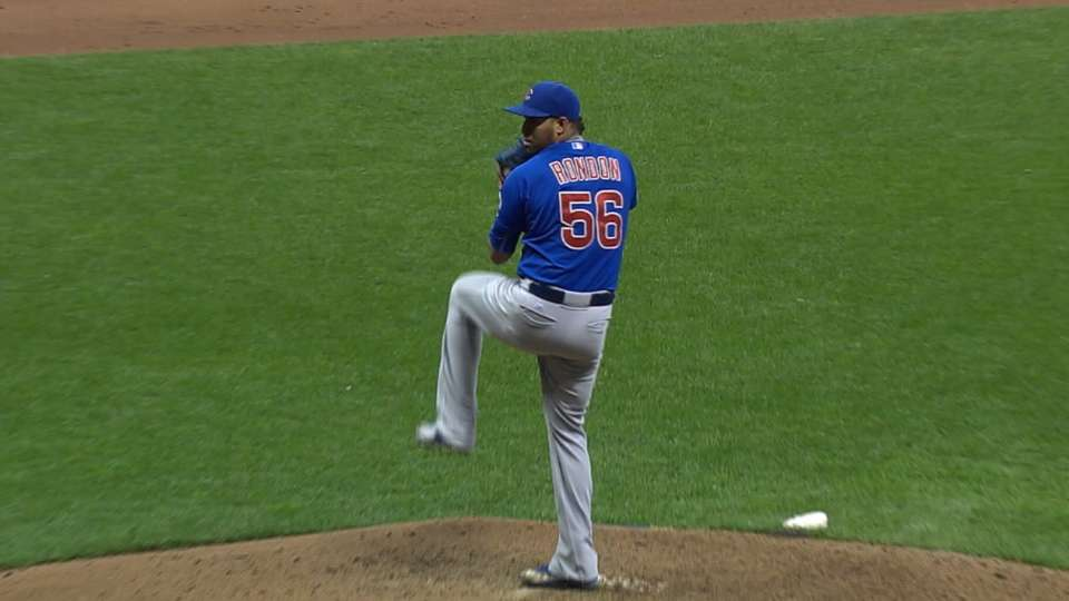Outlook: Rondon, RP, CHC