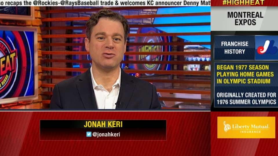 High Heat: Jonah Keri