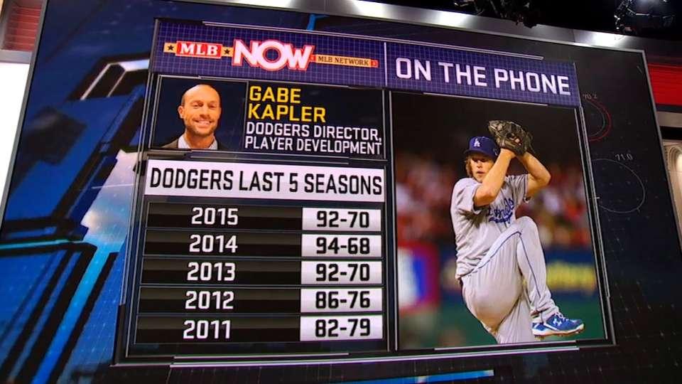 MLB Now: Gabe Kapler