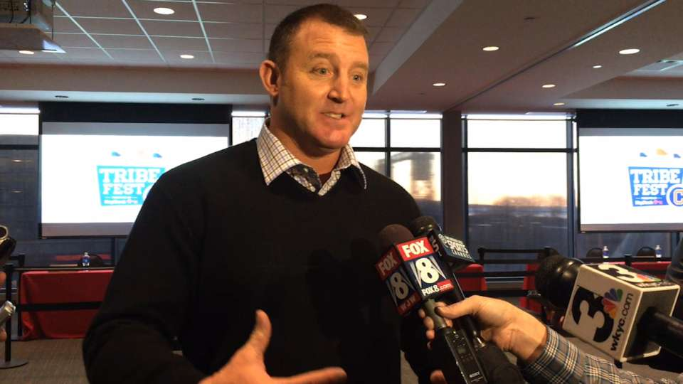 Thome on joining Indians HOF
