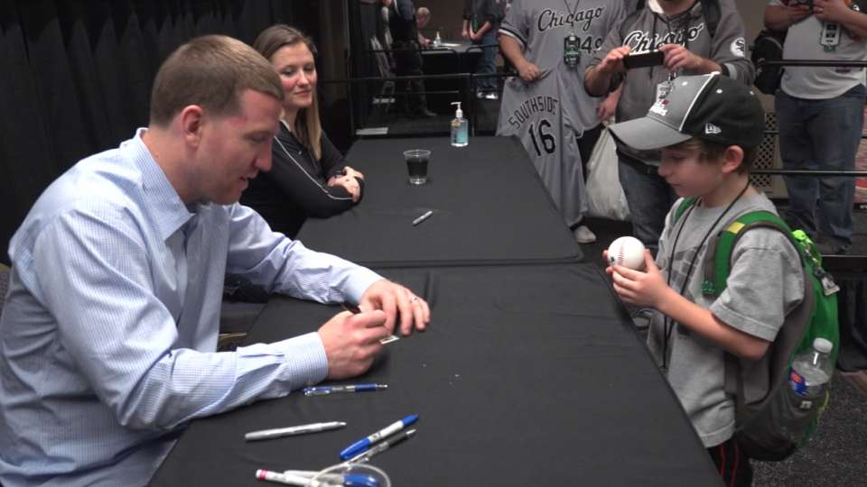 SoxFest 2016 kicks off with fun