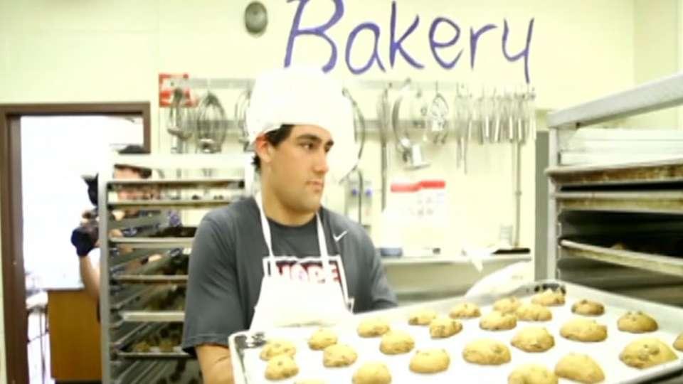 HOPE Week on Squeo's baking