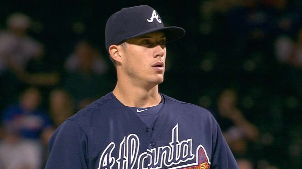 Wisler teams up with Glavine