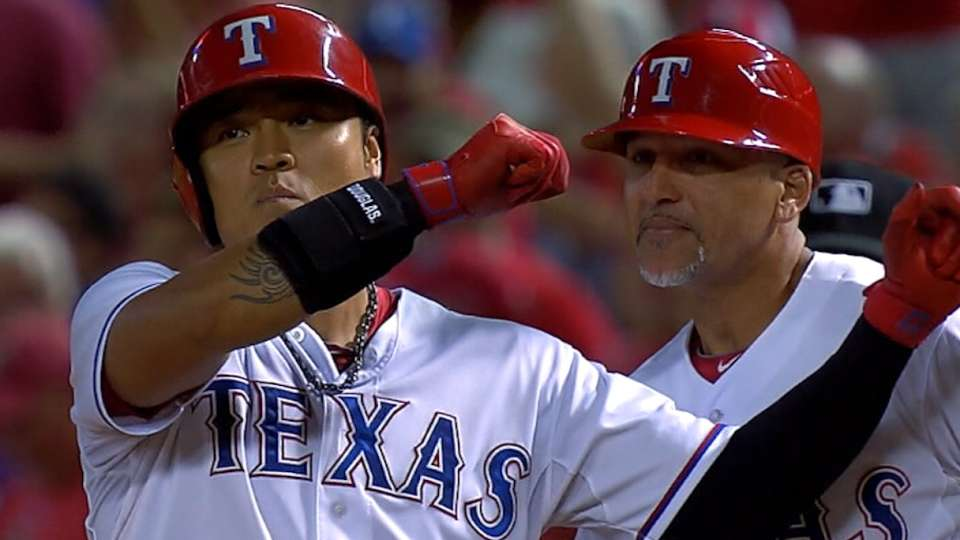 Outlook: Choo, RF, TEX