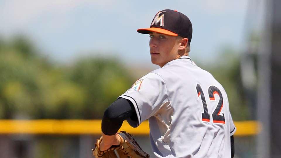 Top Prospects: Holloway, MIA