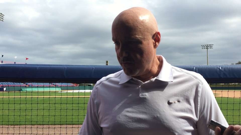 Rizzo on holding on to Papelbon