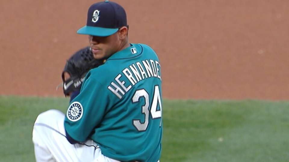 Hernandez, Servais on new faces