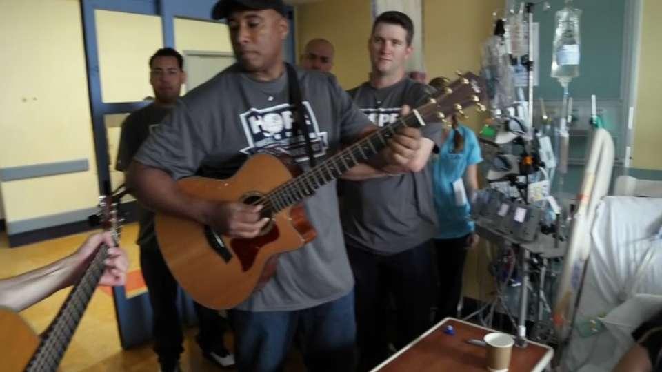 Hope Week: Musicians on Call
