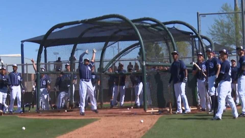 Shields shows off epic bat flip