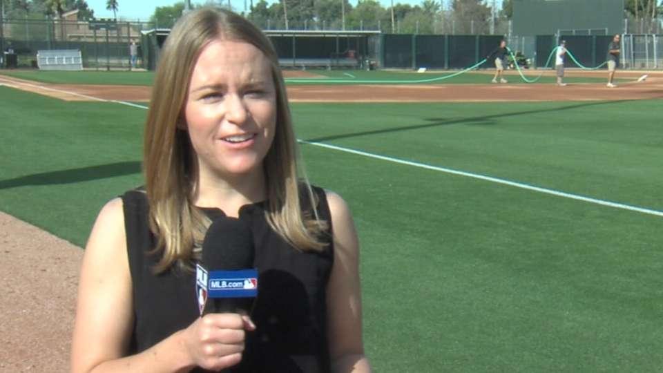 Lee on Athletics' new additions