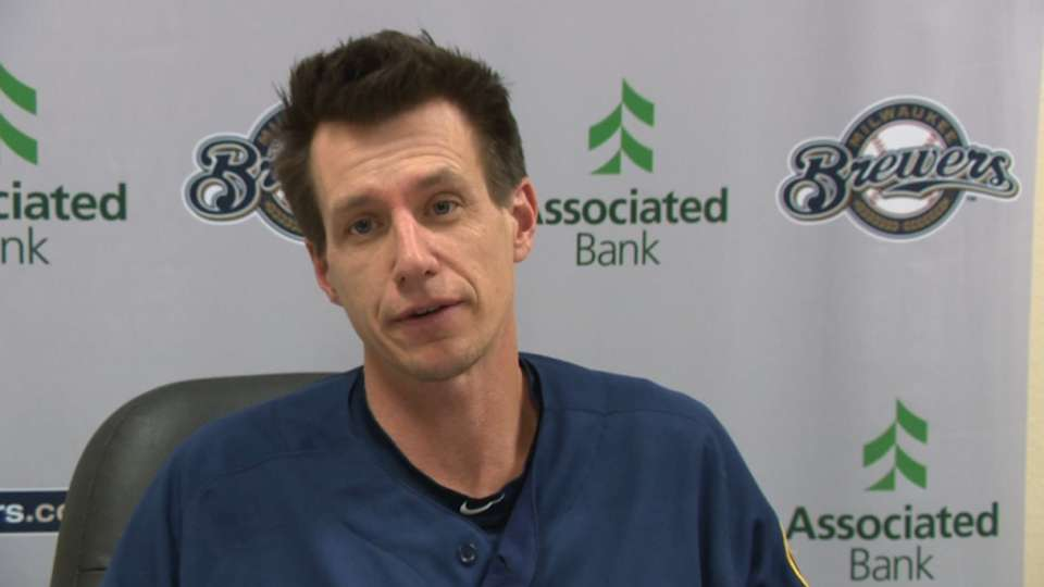 Counsell on spring rotation