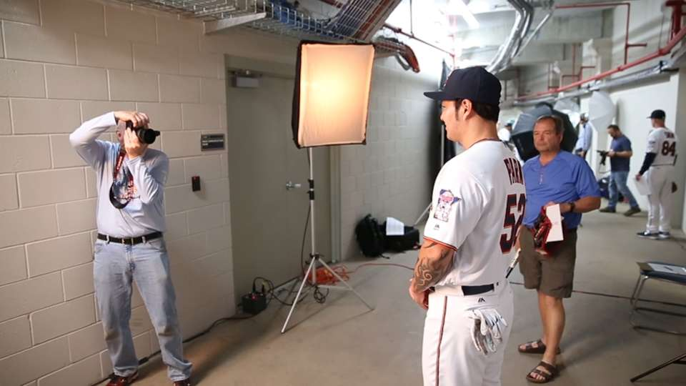 Park experiences Twins Media Day