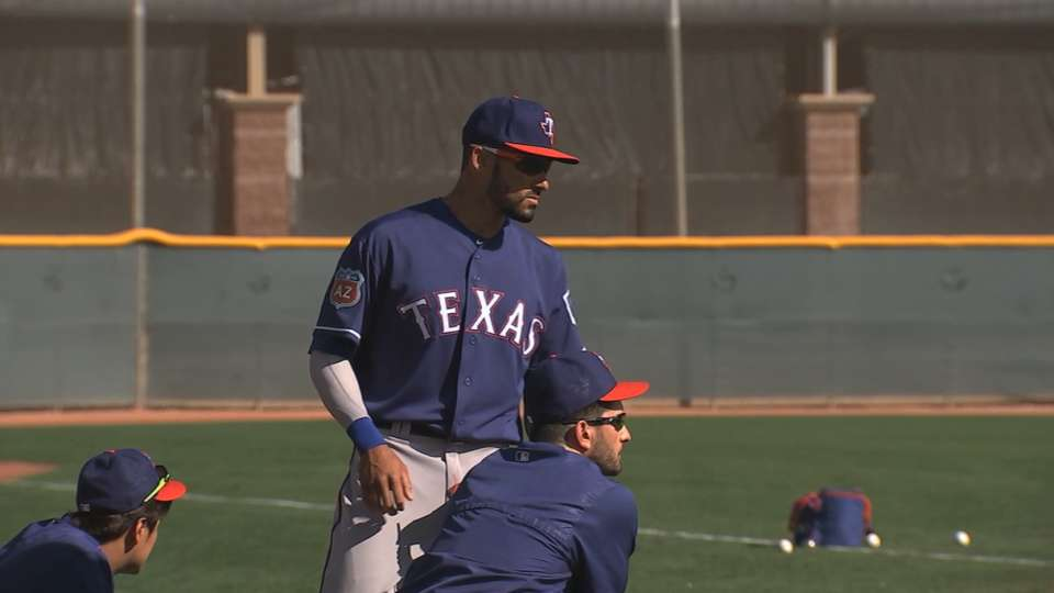 Rangers ready for another run