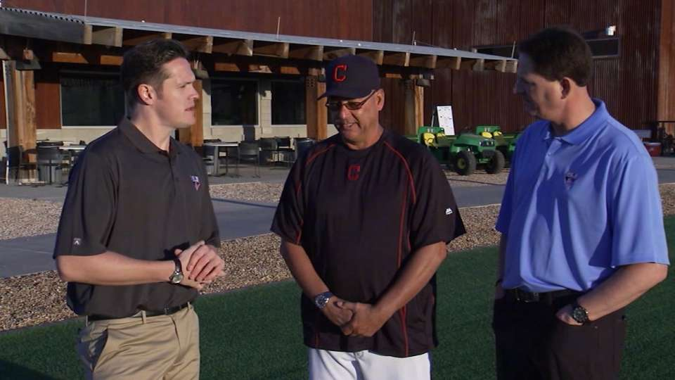Francona excited for 2016