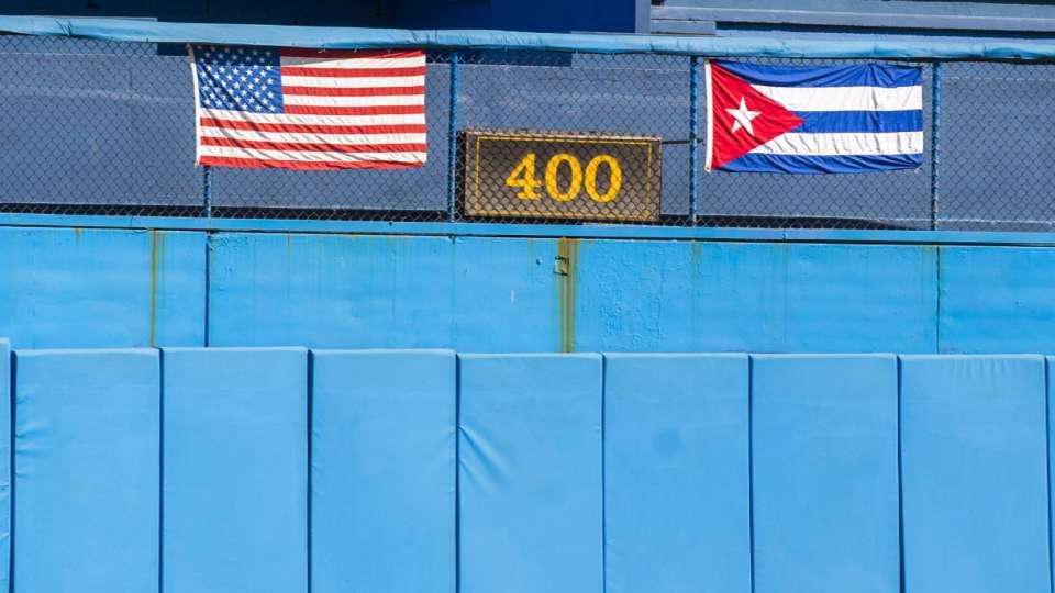 Sanchez on Rays' trip to Cuba