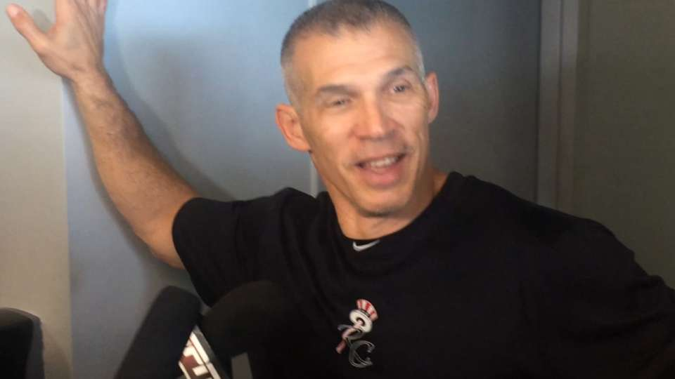 Girardi on scheduling pitchers