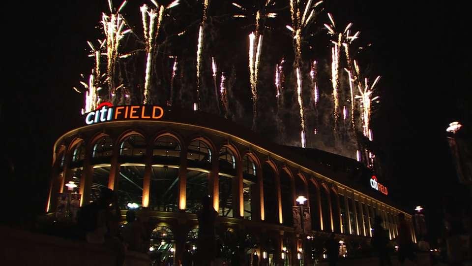 Mets Fireworks Night