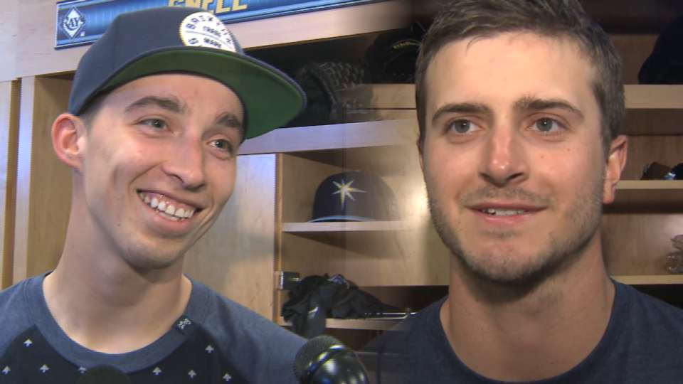 Odorizzi, Snell on outings