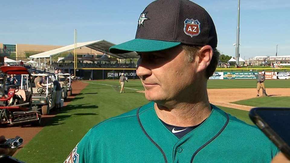 Servais on successful opener
