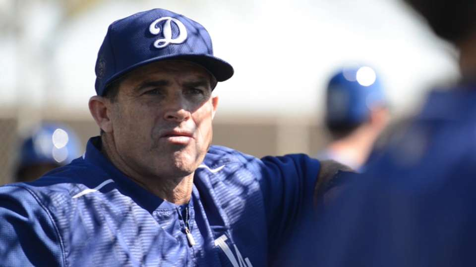Gurnick on Dodgers coach Ward