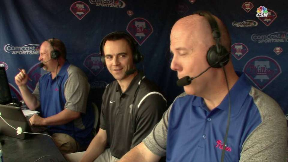Klentak on Phillies' progress