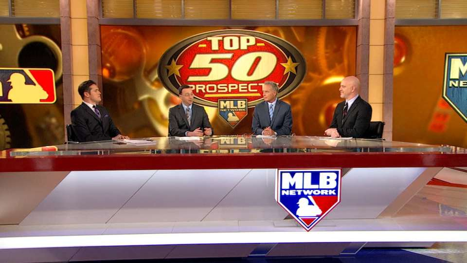 MLB prospect crushes