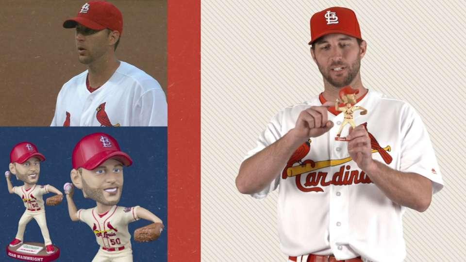 Cardinals Bobblehead Pack
