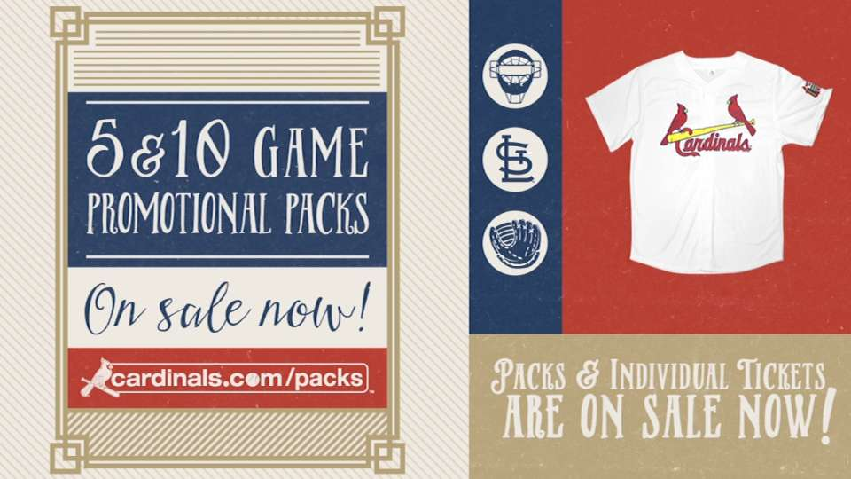 Cardinals Promotions Pack