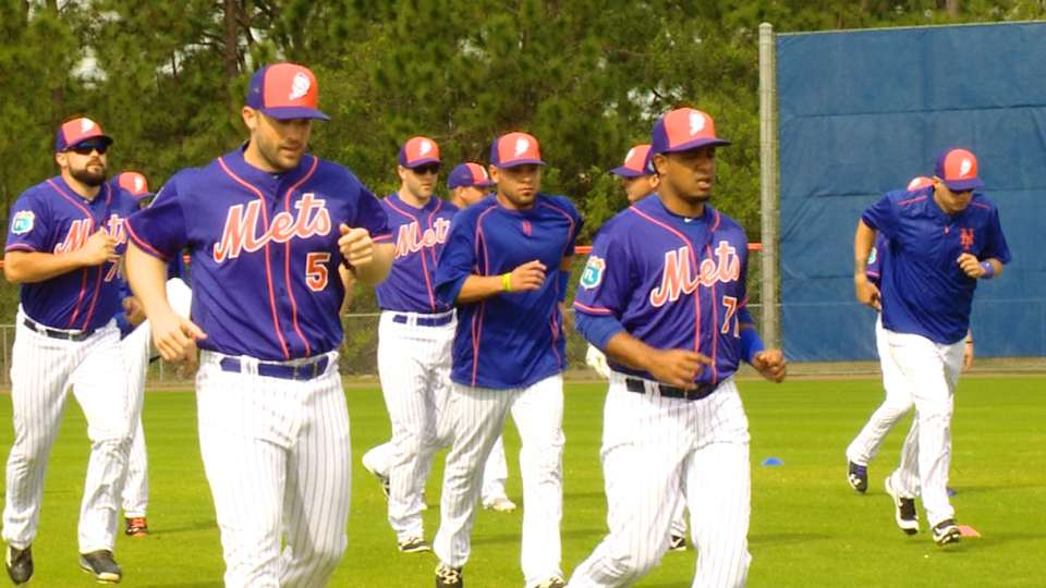 Mets are confident bunch in camp
