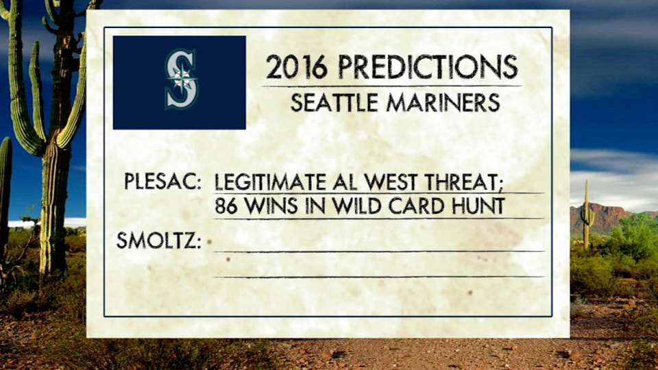 Mariners predictions for 2016