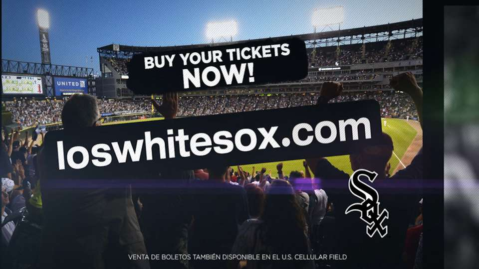 Boletos de los White Sox