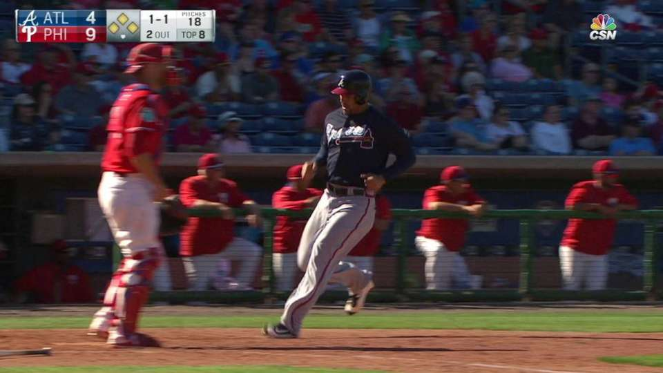 Kennelly's two-run single