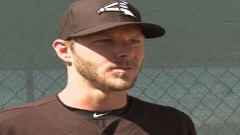 Sale improves pickoff move