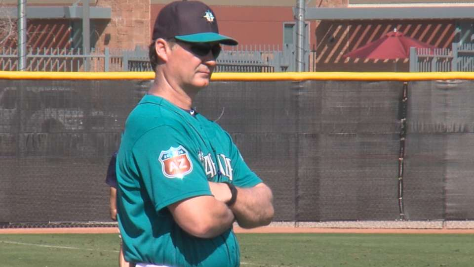 Mariners on Servais' impact