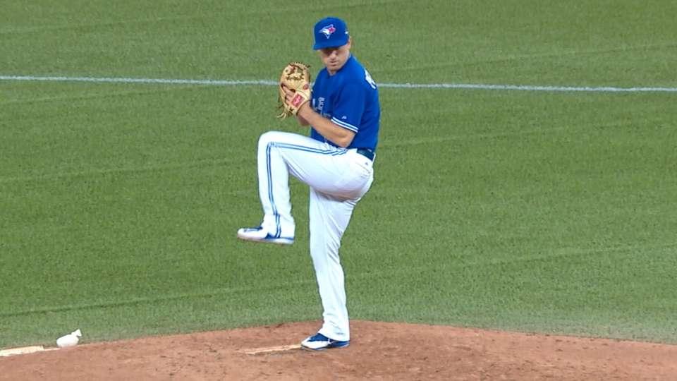 Pennington talks pitching