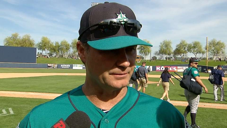 Servais on game against Brewers