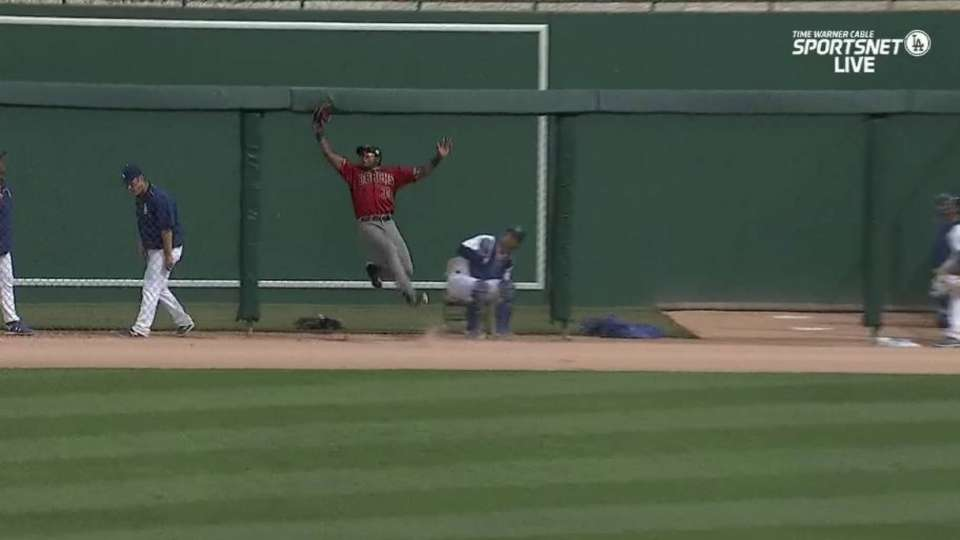Brito's great leaping grab