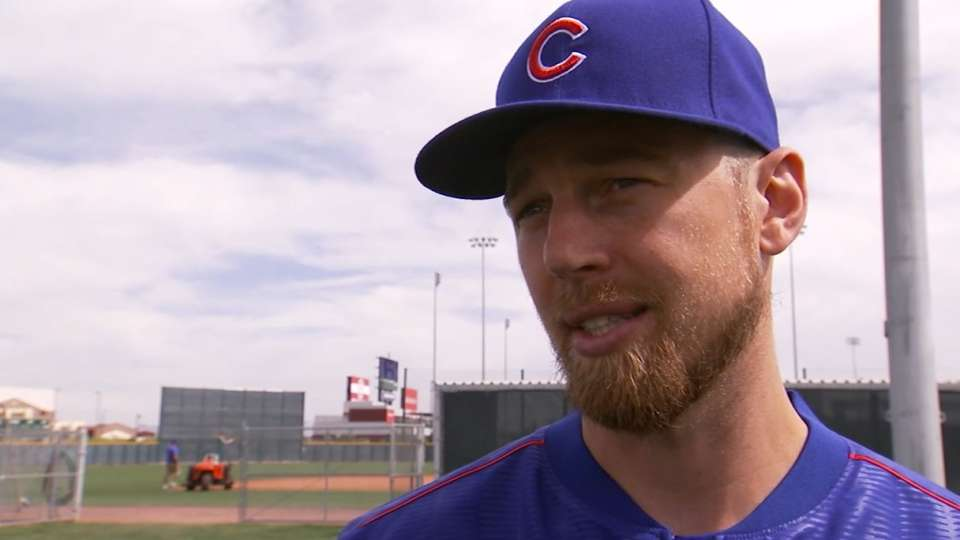 Zobrist on joining Cubs